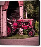Farmall 200 Canvas Print by Robert Geary