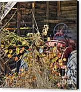 Farmall Find Canvas Print