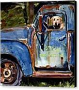 Farmhand Canvas Print