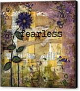 Fearless Canvas Print by Shawn Petite