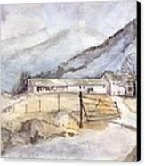 Fells Farm Canvas Print