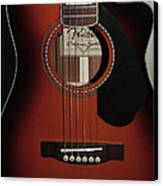 Fender Canvas Print