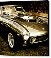 Ferrari 250 Gt Swb Canvas Print by Phil 'motography' Clark