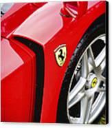 Ferrari Enzo Canvas Print by Phil 'motography' Clark