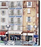 Filles Du Soleil  Canvas Print
