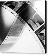 Film Strip Canvas Print by Tommytechno Sweden
