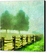 Finding Your Way Canvas Print by Darren Fisher