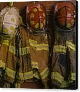 Fire Canvas Print by Jennifer Burley