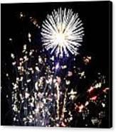 Fireworks 13 Canvas Print