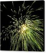 Fireworks Canvas Print by Akash Routh