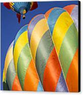 Fish In The Sky Canvas Print by Garry Gay
