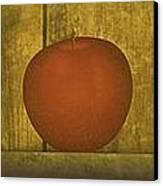 Five Apples  Canvas Print by David Dehner
