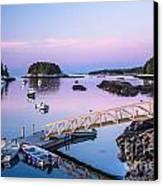 Five Islands Dawn Canvas Print
