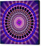Five Star Gateway Kaleidoscope Canvas Print by Derek Gedney