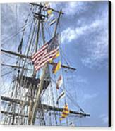 Flagship Niagara Canvas Print by David Bearden