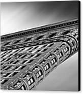 Flatiron Building Nyc Canvas Print by John Farnan