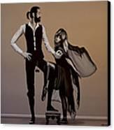 Fleetwood Mac Rumours Canvas Print by Paul Meijering