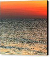 Florida Point Sunrise Canvas Print