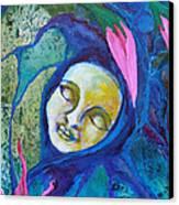 Flower Child Dreams Canvas Print