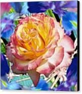 Flower Dance 2 Canvas Print