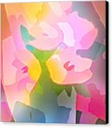 Flower Deco IIi Canvas Print