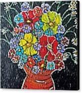 Flower Power Canvas Print by Matthew  James