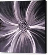 Flower Romance Canvas Print by LCS Art