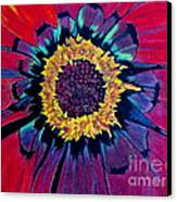 Flowerburst Canvas Print