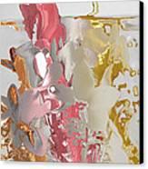 Flowers 2 Canvas Print by Soumya Bouchachi