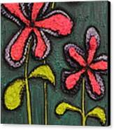 Flowers For Sydney Canvas Print
