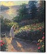 Flower's Galore Canvas Print