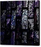 Fluoradescent Canvas Print by Elizabeth S Zulauf