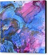 Flutter By 2 Canvas Print by Debi Starr