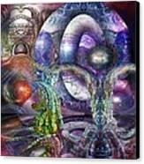 Fomorii Universe Canvas Print by Otto Rapp