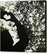 For Love Canvas Print by Kiara Reynolds