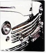 Ford '48 Canvas Print by Cathie Tyler