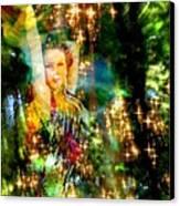 Forest Goddess 4 Canvas Print