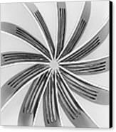 Forks Viii Canvas Print by Natalie Kinnear