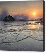 Forresters Sunrise Canvas Print