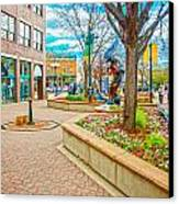 Fort Collins 3 Canvas Print by Baywest Imaging