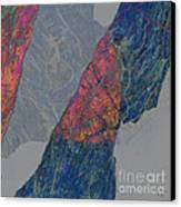 Fracture Xxx Canvas Print