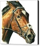 Frankel Canvas Print by Pat DeLong