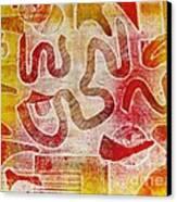 Free Will II Canvas Print