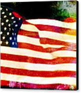 Freedom Canvas Print by Steven  Michael
