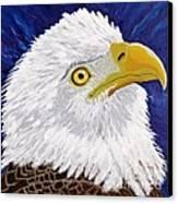Freedom's Hope Canvas Print by Vicki Maheu