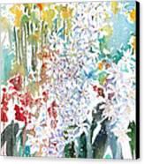 Fresh Pick No.380 Canvas Print by Sumiyo Toribe