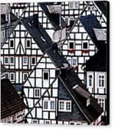 Freudenberg Canvas Print by Giorgio Darrigo