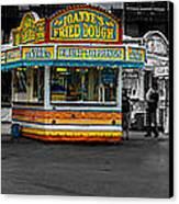 Fried Dough Canvas Print by Bob Orsillo