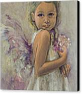 From Heaven... Canvas Print by Dorina  Costras