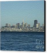 From Sausalito Canvas Print